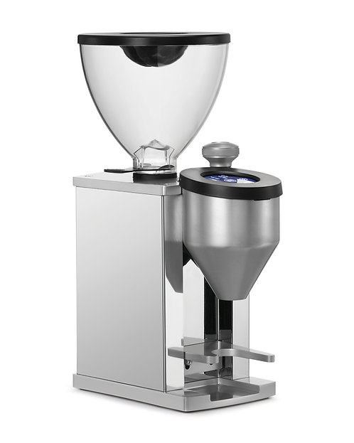 (Pre-Owned) Rocket Faustino Coffee Grinder - Chrome