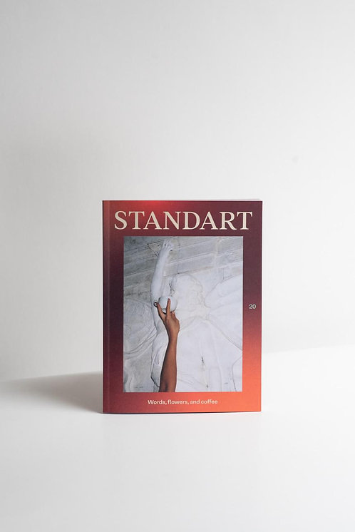 Standart Mag Issue 20 : Words, Flowers, and Coffee