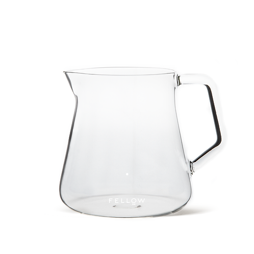 (New with Blemish ) Fellow Mighty Small Clear Carafe