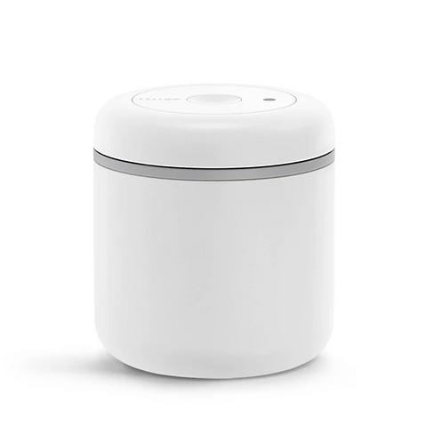 Fellow Atmos Coffee Vacuum Canister - Matt White 0.7 Litre