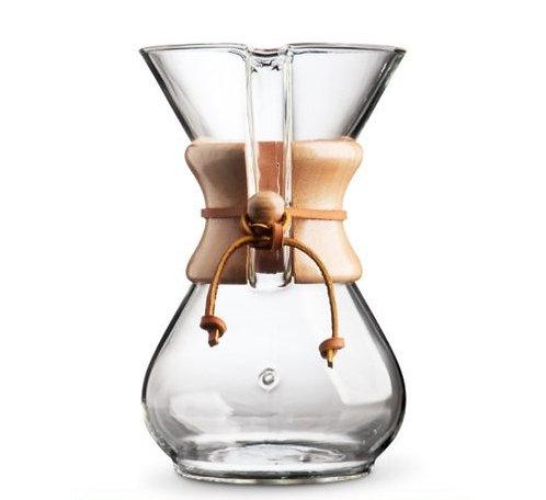 Chemex Classic CM-6A Coffeemaker 6 Cups