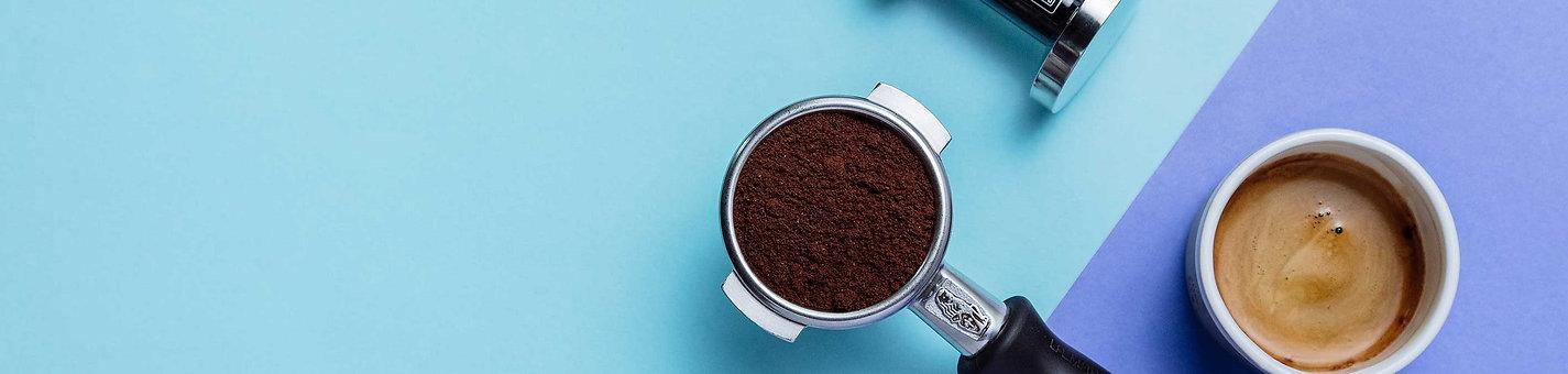 coffee portafilter, tamper, espresso malaysia
