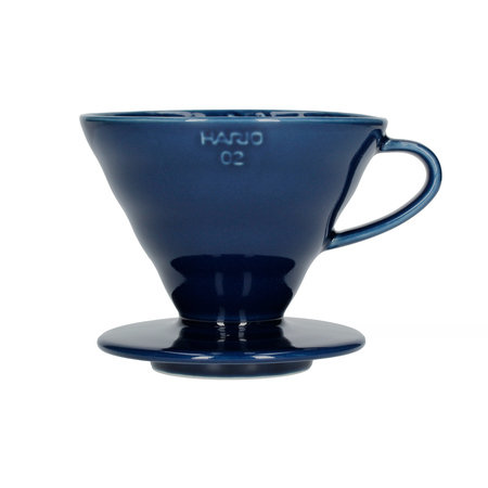 Hario V60 Coffee Dripper 02 - Ceramic (Indigo Blue)