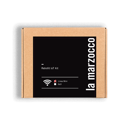 La Marzocco Linea Mini Connected Machine Retrofit Kit