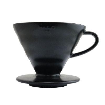 Hario V60 Coffee Dripper 02 - Ceramic (Matt Black)