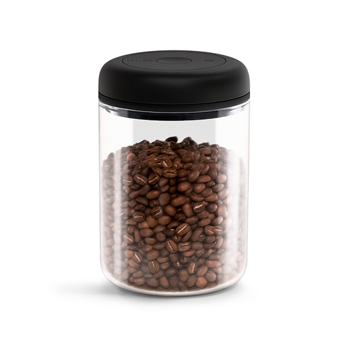 (Ready Stock!) Fellow Atmos Coffee Vacuum Canister - Clear Glass 1.2 Litres