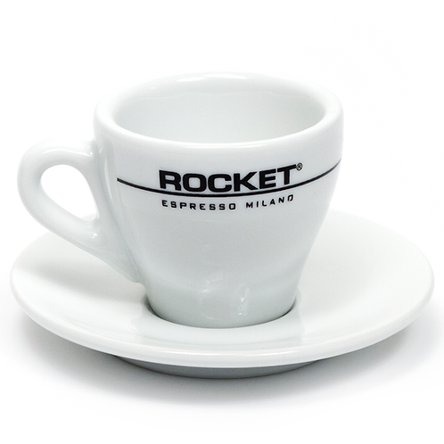 Rocket Espresso - Espresso Cup And Saucer (Set of 6)