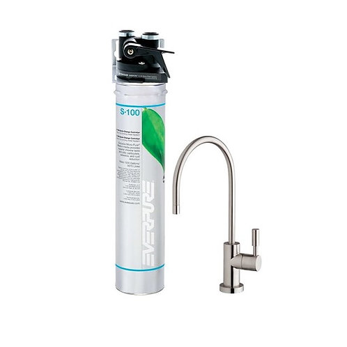 Everpure S-100 Drinking Water Filtration System