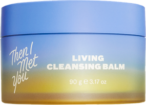 Cleansing balm from the brand Then I met you