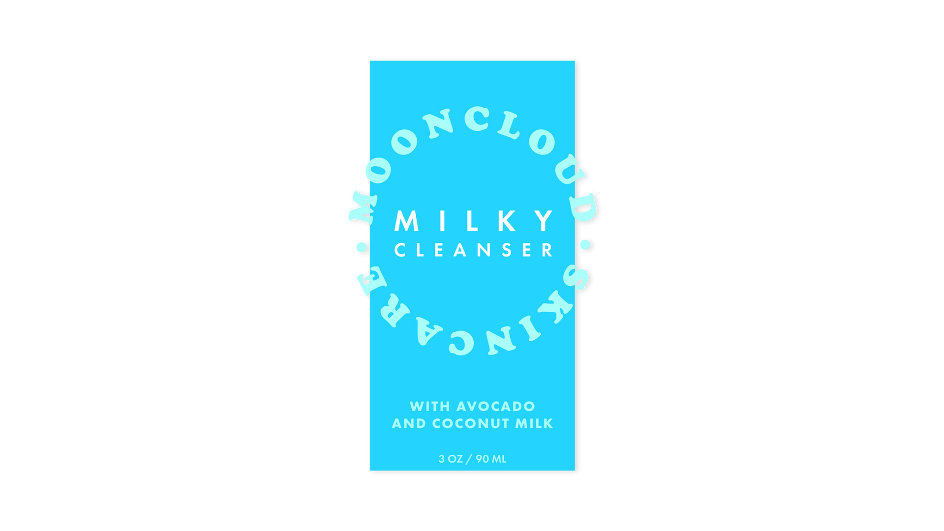 Milky Cleanser Label