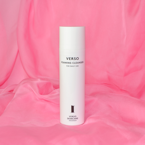 verso cleanser