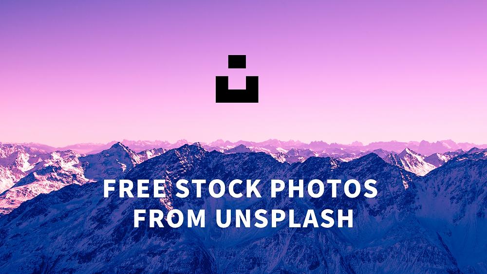 free stock photos from unsplash