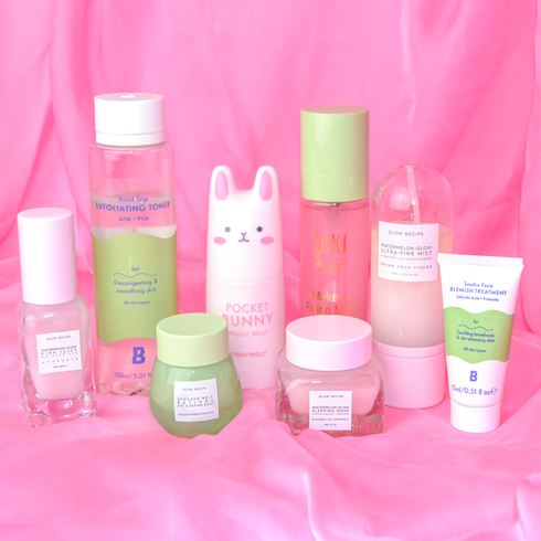 Cute Skincare Products