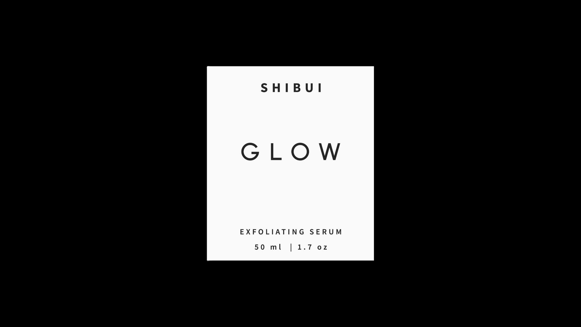 Glow Label