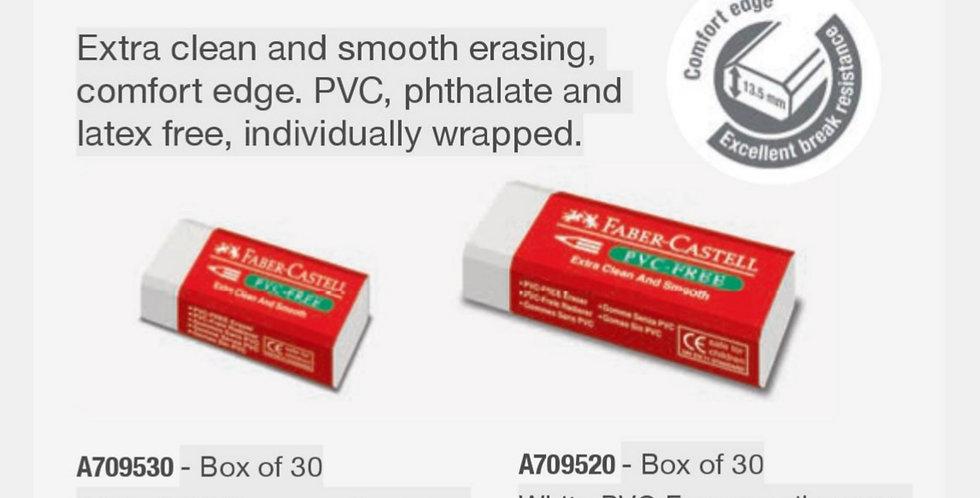 PVC Free Pencil Eraser