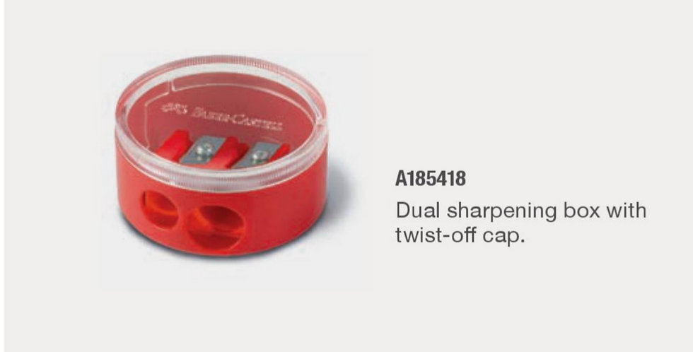 Twist Container Sharpener