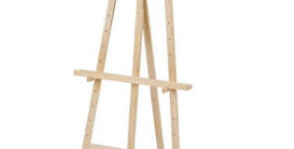 Prime Art Kids A-Frame Pine Easel