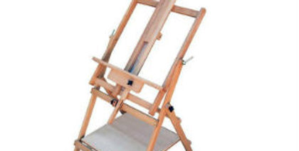 Prime Art Studio Multi Media Beech Oiled Easel