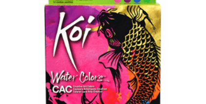Sakura Koi Water Colour (Metallic, Pearlesc. & Fluoresc.)