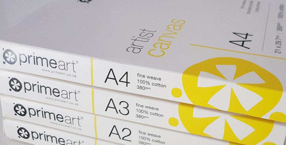 Prime Art Stretch Canvas (Yellow Label)