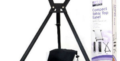 Black Aluminium Table Easel