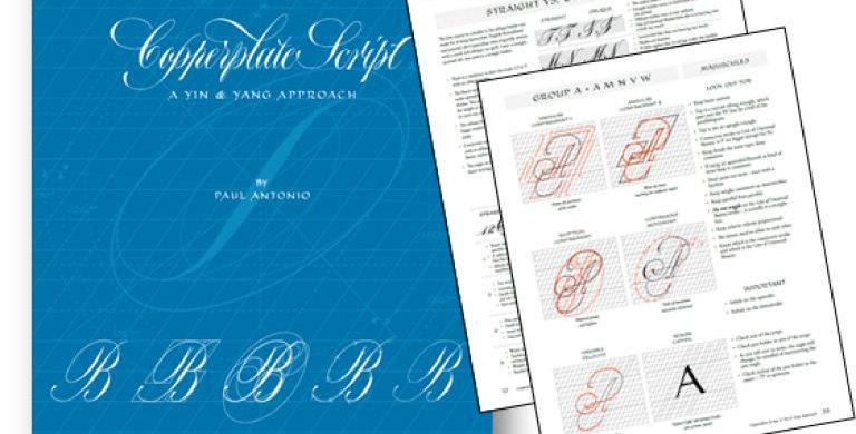 Speedball® Copperplate Script