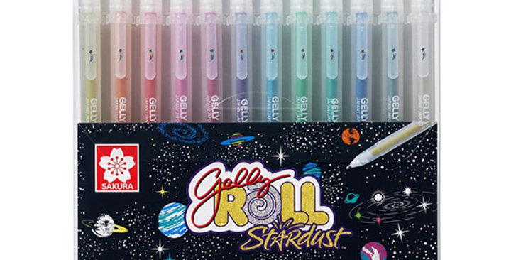 Gelly Roll Stardust 12pc