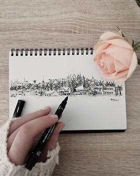urpan sketch