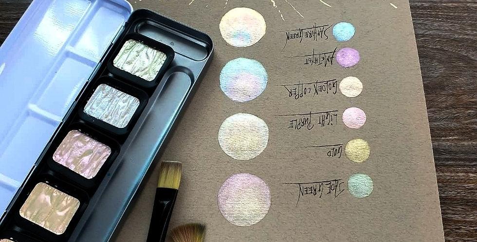 FineTec Metallic Watercolour