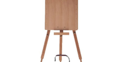 Prime Art Field Beech Wood Easel