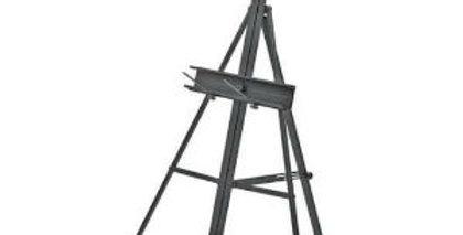 Prime Art Black Aluminium Studio Easel