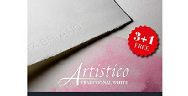 Artistico Watercolour Sheet and Roll