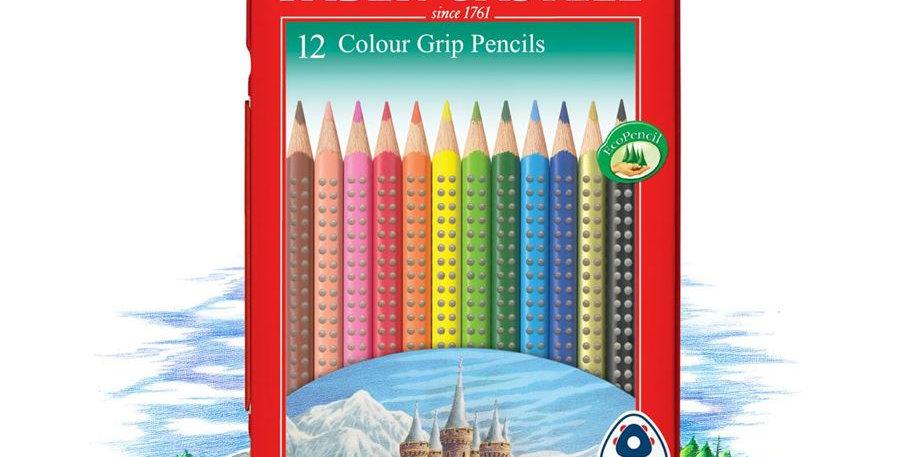 Colour Grip Pencils