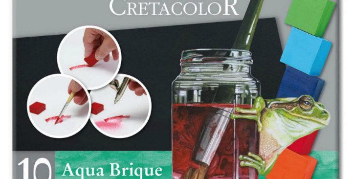 Cretacolor Aqua Brique