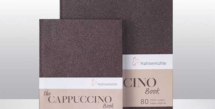 Cappuccino Book by Hahnemühle