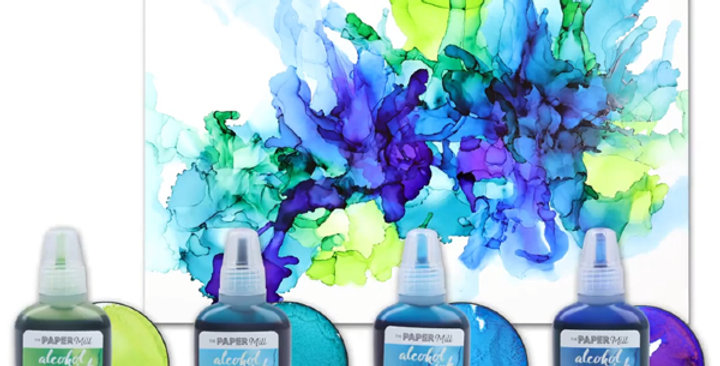 Papermill Alcohol Ink