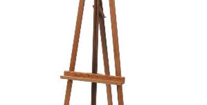 Prime Art Wooden Studio Basic A-Frame Easel
