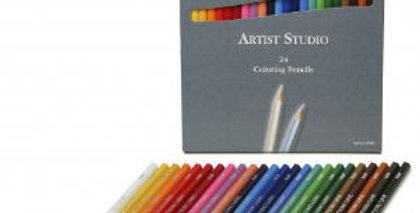 Cretacolor Studio Colour Pencil Sets