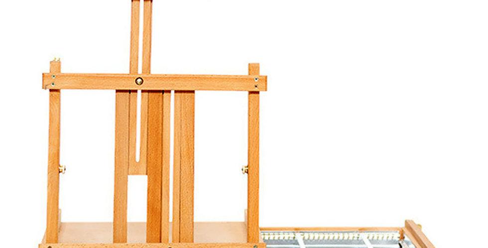 Prime Art Renoir Table Box Easel: Metal Tray
