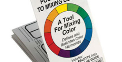 Color Wheel Pocket Guide to Mixing Color