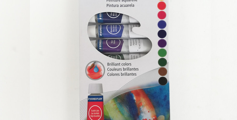 Staedtler Watercolour Sketch Set 12pc