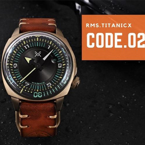 TitanicX II- CODE.02