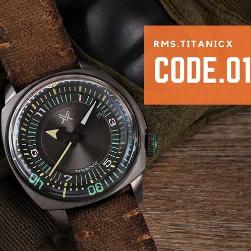 TitanicX II- CODE.01