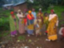 health and sanitation advocates in Rwanda