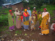 health and sanitation advocates in Rwanda