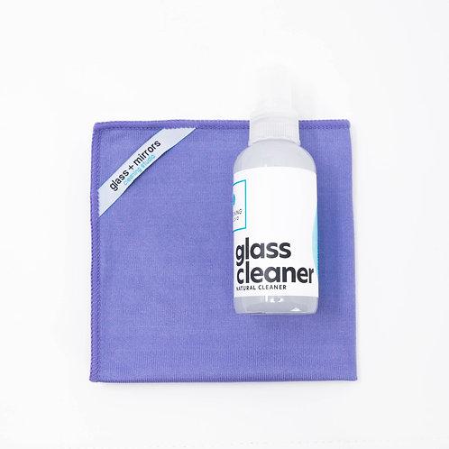 Mini Glass Cleaning Kit (4oz)