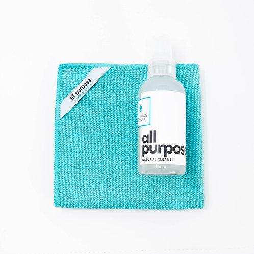 Mini All Purpose Cleaning Kit (4oz)