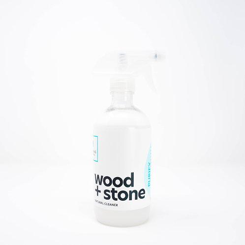 Wood + Stone Cleaner (16oz)
