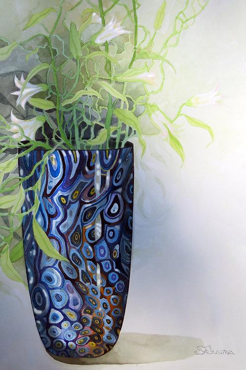 Vase 2 Gicleé