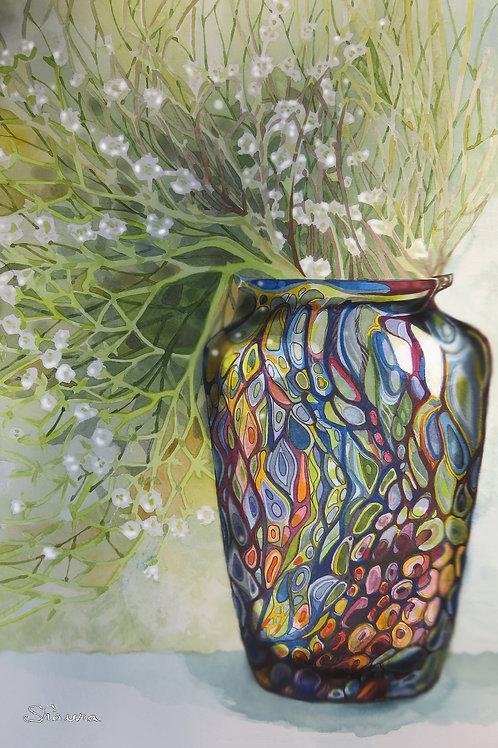 Vase 3 Gicleé